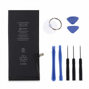 Batterie Compatible 2915mAh pour Apple iPhone 6 Plus 2014 + Kit