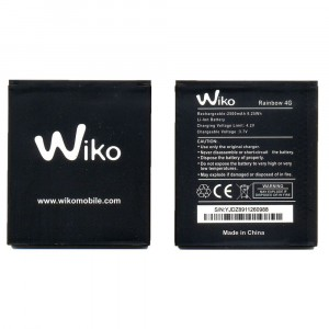 Original Battery L5503AE Rainbow 4G 2500mAh for Wiko Rainbow Jam 4G