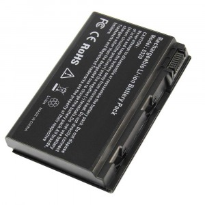 Batteria 5200mAh 10.8V 11.1V per ACER TRAVELMATE 7520G-502G32MI 7520G-730G50