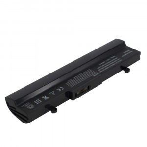 Battery 5200mAh BLACK for ASUS Eee PC 1001PX-BLK174S 1001PX-BLU011S