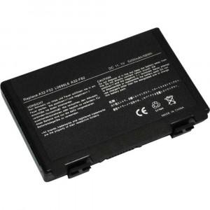Batterie 5200mAh pour ASUS K50IN-SX147C K50IN-SX149C K50IN-SX149V K50IN-SX149X