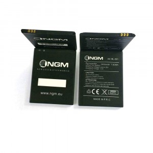 Batería Original BL-091 BL-91 2000mAh para NGM You Color M502 P508