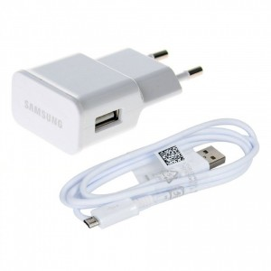 Cargador Original 5V 2A + cable para Samsung Galaxy Trend Lite GT-S7390