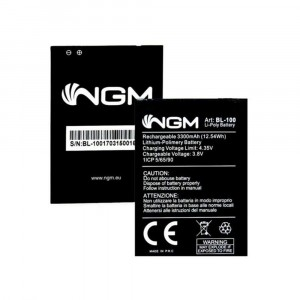 Batería Original BL-100 3300mAh para NGM You Color Smart 5.5 Plus 32GB