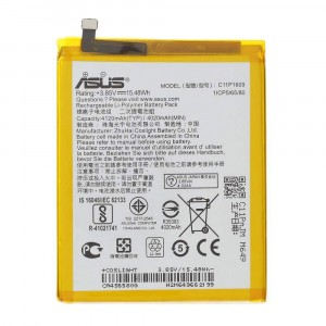 ORIGINAL BATTERY C11P1609 4120mAh FOR ASUS ZENFONE 3 MAX ZC553KL X00DD