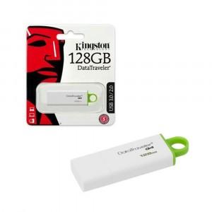 KINGSTON DTIG4/128GB DATATRAVELER G4 USB FLASH DRIVE 128 GB 128GB