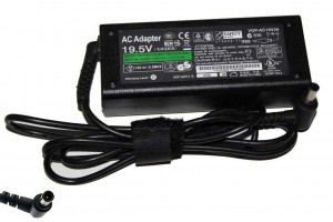 AC Power Adapter Charger 90W for SONY VAIO VGP-AC19V14 VGP-AC19V19