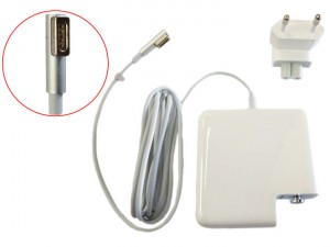 Power Adapter Charger A1184 A1330 A1344 60W for Macbook Black 2007