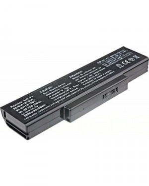 Batería 5200mAh NEGRA para ASUS MSI OLIVETTI M660BAT-6 M660NBAT-6 M740BAT-6