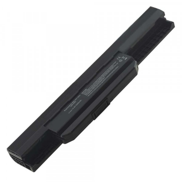 Battery 5200mAh for ASUS K43J K43JC K43JM K43JS K43JY