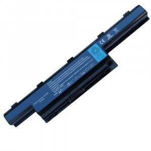 Batterie 5200mAh pour GATEWAY NV55 NV55C NV55C03U NV55C11U NV55C14U NV55C15U