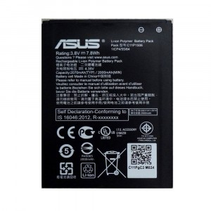 Original Battery C11P1506 2070mAh for Asus ZenFone Go