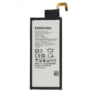 Batterie Original EB-BG925ABE 2600mAh pour Samsung Galaxy S6 Edge