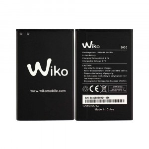 Original Battery 5030 1800mAh for Wiko Lenny