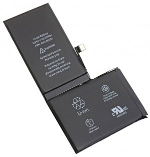 COMPATIBLE BATTERY 2716mAh FOR APPLE IPHONE X A1865 A1901 A1902