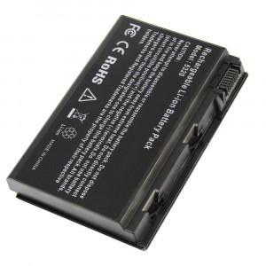 Battery 5200mAh 14.4V 14.8V for ACER TRAVELMATE 7720G-702G50MN 7720G-702G50N