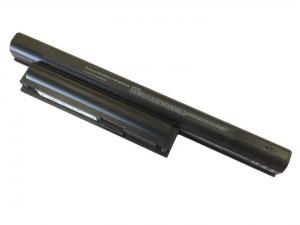 Battery 5200mAh BLACK for SONY VAIO VGN-CS71B VGN-CS71B-W