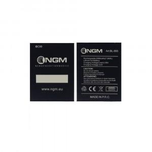 Original Battery BL-093 BL-93 2000mAh for NGM You Color E505 E506 E507