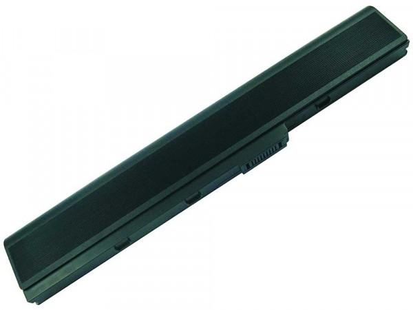 Batería 5200mAh para ASUS X52 X52DE X52DR X52F X52FS X52J X52JB X52JC X52JE5200mAh