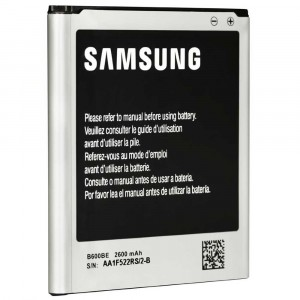 ORIGINAL BATTERY 2600mAh FOR SAMSUNG GALAXY S4 EB-B600BU B600BU