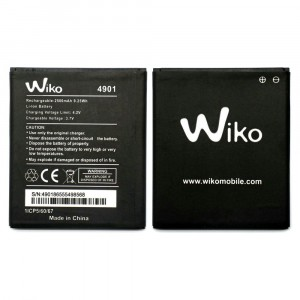 Original Battery 4901 2500mAh for Wiko Tommy