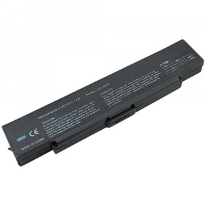 Battery 5200mAh for SONY VAIO VGN-S56GP-S VGN-S56TP VGN-S570P VGN-S570P-S