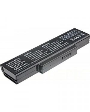 Batterie 5200mAh NOIR pour ASUS MSI OLIVETTI 90-NI11B1000 90-NIA1B1000
