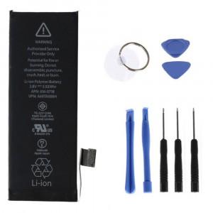 Batterie Compatible 1560mAh pour Apple iPhone 5S 2013 + Kit