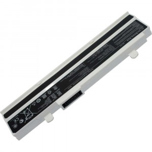 Battery 5200mAh WHITE for ASUS Eee PC 1015BX-BLK099S 1015BX-BLK102