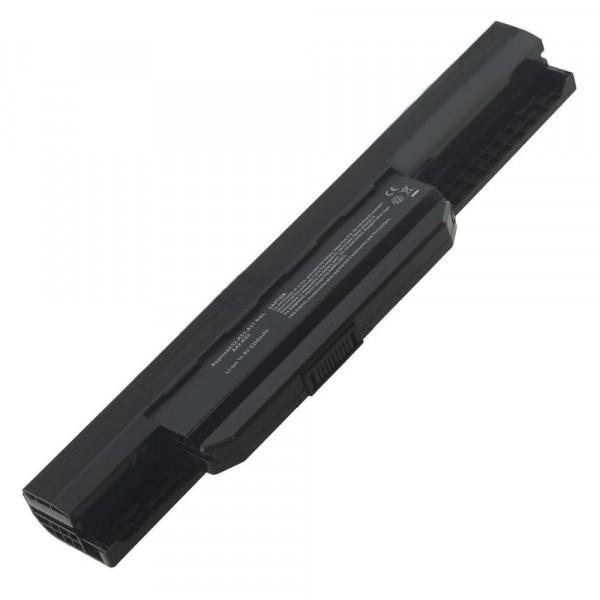 Batterie 5200mAh pour ASUS K43SR K43SV K43SY K43T K43TA K43TK K43U5200mAh