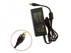 AC Power Adapter Charger 65W for ACER 5104 5104WLMI 5105 5105WLMI 5110