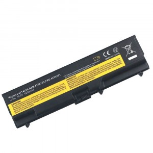 Batería 5200mAh para IBM LENOVO THINKPAD W510 W520 W530