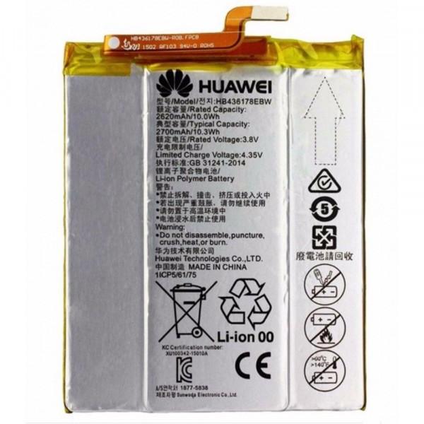 Original Battery Hb436178ebw 2620mah For Huawei Mate S Crr L09